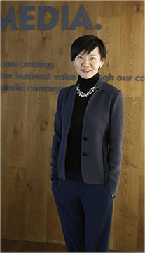 杨美娟(Jenny Yang) 凯络中国 数据与策略董事总经理