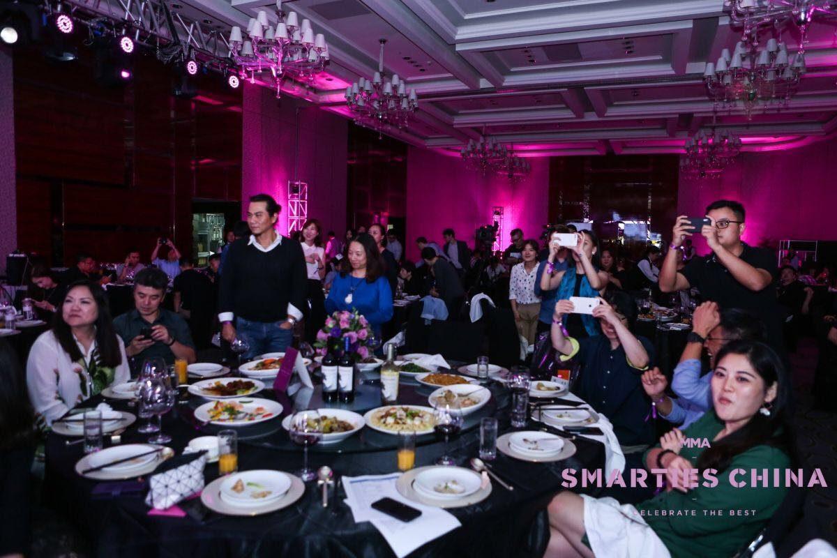 【2018中国无线营销大奖颁奖晚宴】热点直击!